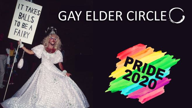 Gay Elder Circle Monthly Meeting – June 14, 2020